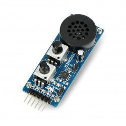 Module with loudspeaker for...