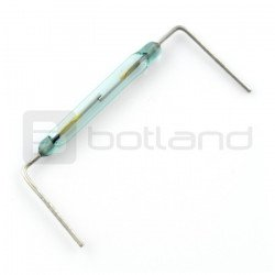 Contact angle reed switch 20 mm