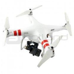 Quadrocopter DJI Phantom 2 2.4 GHz + Gimbal H3-3D