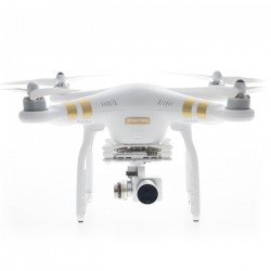 DJI Phantom 3 Professional 2.4GHz quadrocopter drone with 3D gimbal and 4k camera