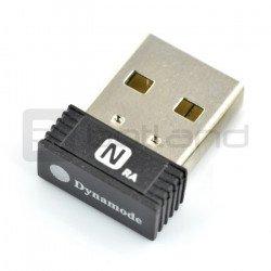 Nano N 150Mbps USB WiFi network card TP-Link TL-WN725N - Raspberry Pi