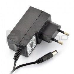 9V / 0.6A impulse power supply - 5.5 / 2.1 mm DC plug