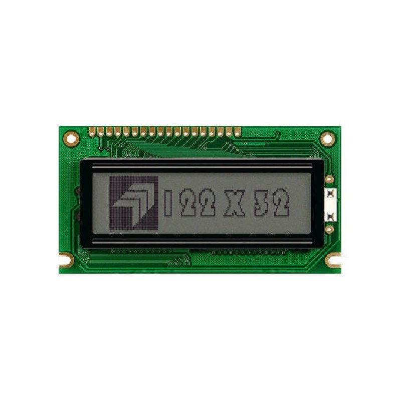 Graphic display 122x32 - blue LGMFD12232G6PFLW