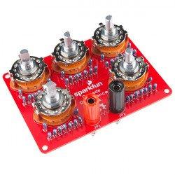 A decade of resistors - 1 MΩ