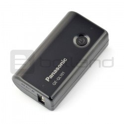 Mobile PowerBank Panasonic battery QE-QL101EE-K 2700 mAh