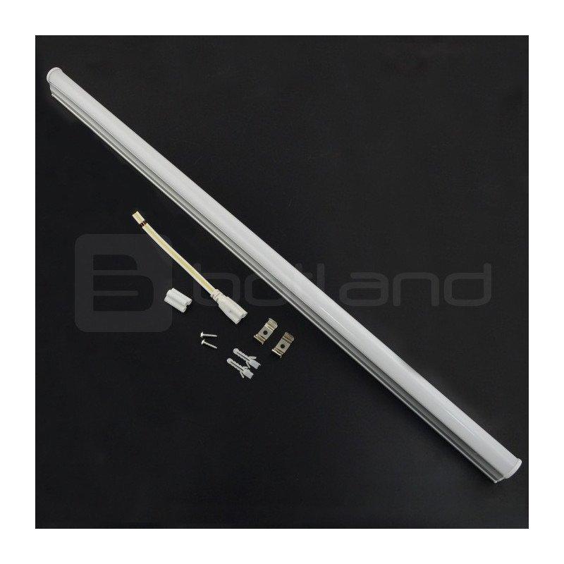 LED lamp ART T5 60cm, 8W, 760lm, warm color