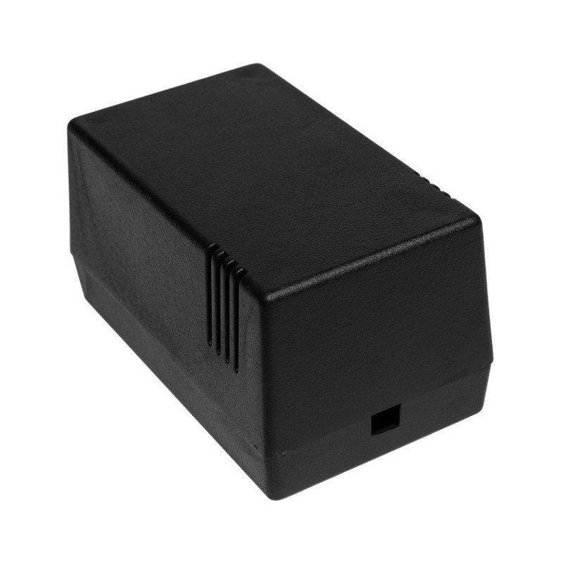 Plastic housing Kradex Z16 - 114x70x63mm black