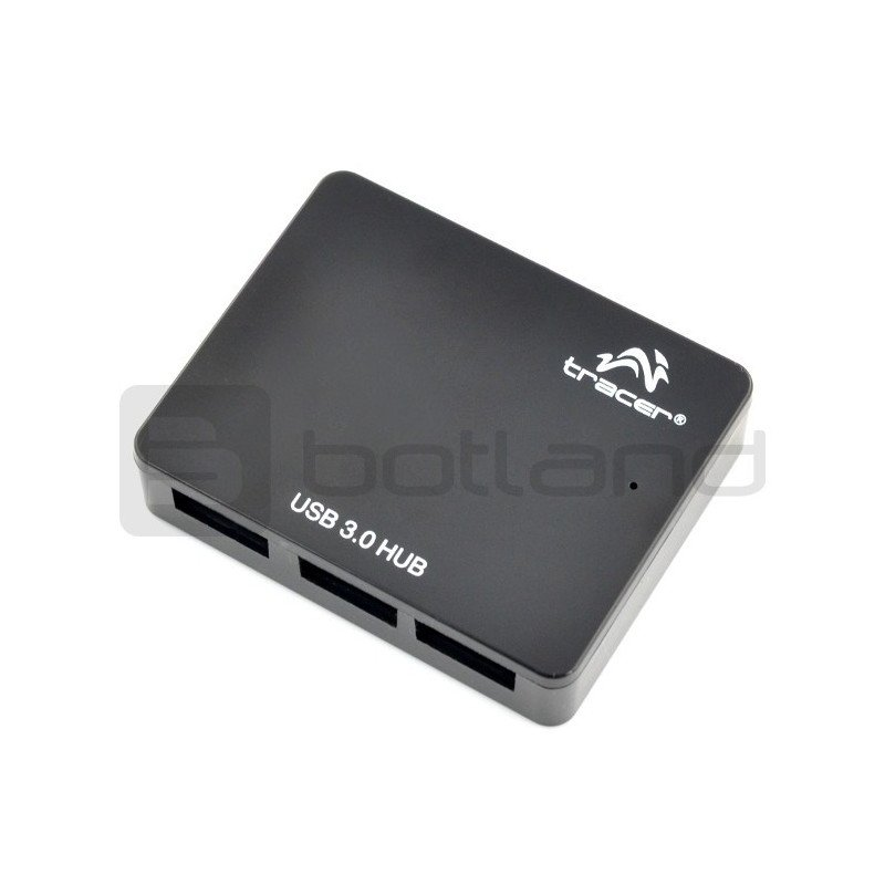 HUB USB 3.0 4-ports - 80cm