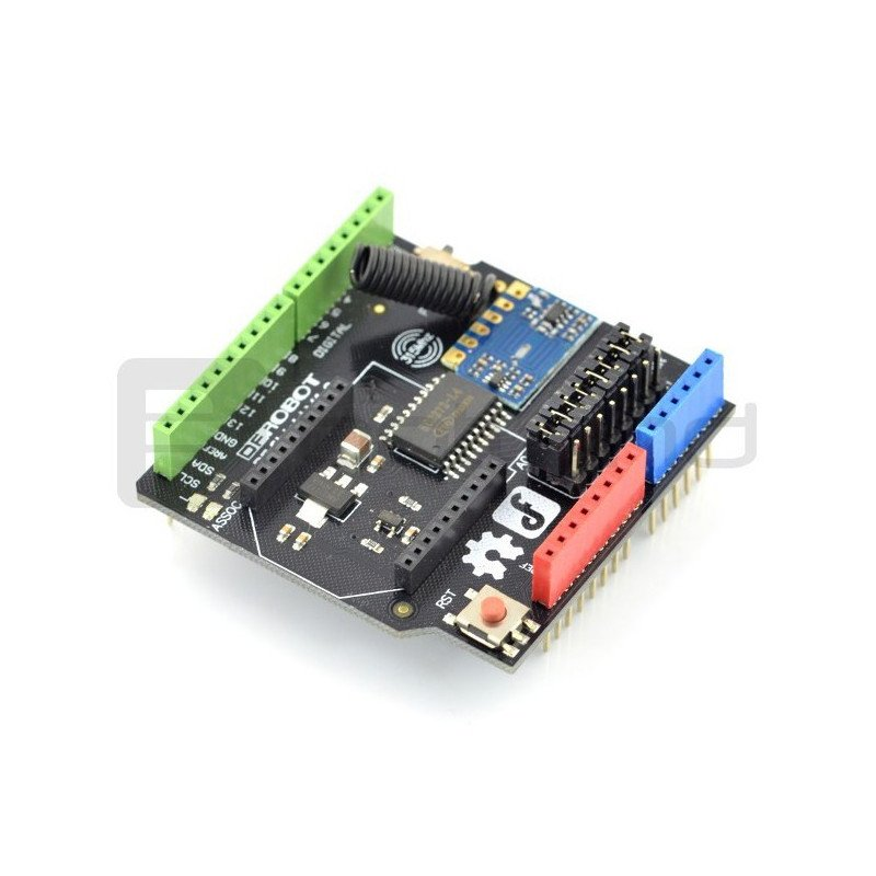 DFRobot RF Shield 315MHz for Arduino - with XBee connector
