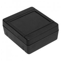 Plastic housing Kradex Z79 - 90x80x38mm black