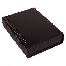 Plastic box Kradex Z112A - 186x136x40mm
