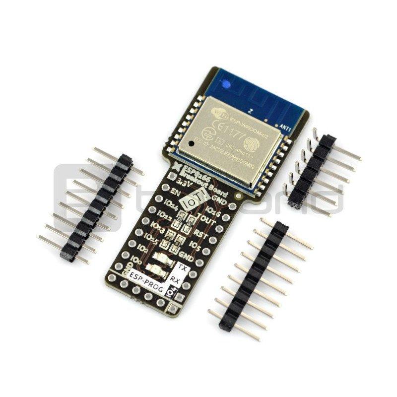 WiFi module ESP8266 - MSX
