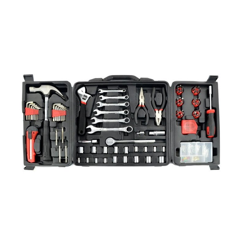 Tool set N5 - 160 components