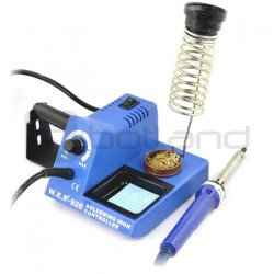 Soldering station WEP 926 - 60W + with extras