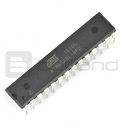 AVR Microcontroller - ATmega8L-8PU DIP