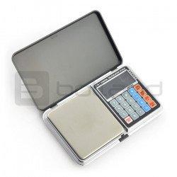 Portable multi-functional digital scale DP-01