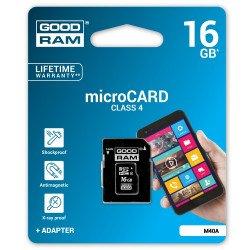 Goodram M40A microSD 16GB...