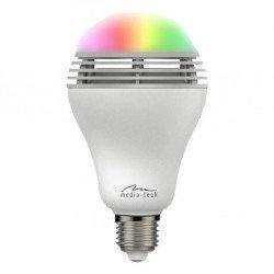 Smartlight MT3147 BT - intelligent LED RGB bulb with Bluetooth speaker, E37, 5W, 350lm