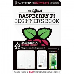 THE OFFICIAL RASPBERRY PI BEGINNER'S BOOK WITH PI ZERO W KIT