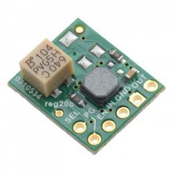Step-up/step-down converter - S9V11F3S5CMA 3.3V 1.5A with under-voltage cut-off
