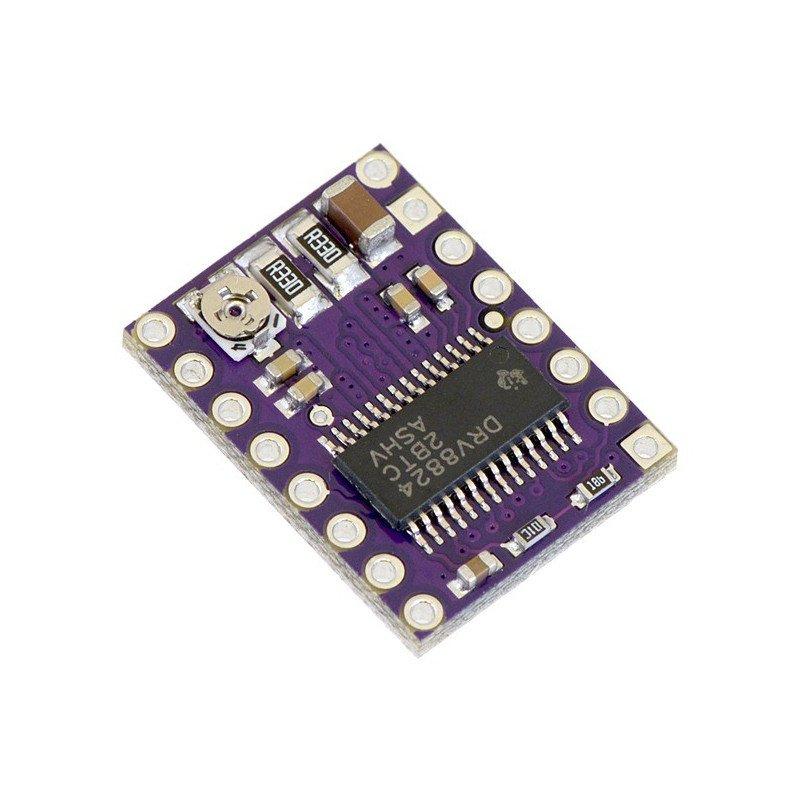 DRV8824 stepper motor controller