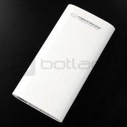Mobile PowerBank battery Esperanza Nitro EMP119W 17400mAh - white