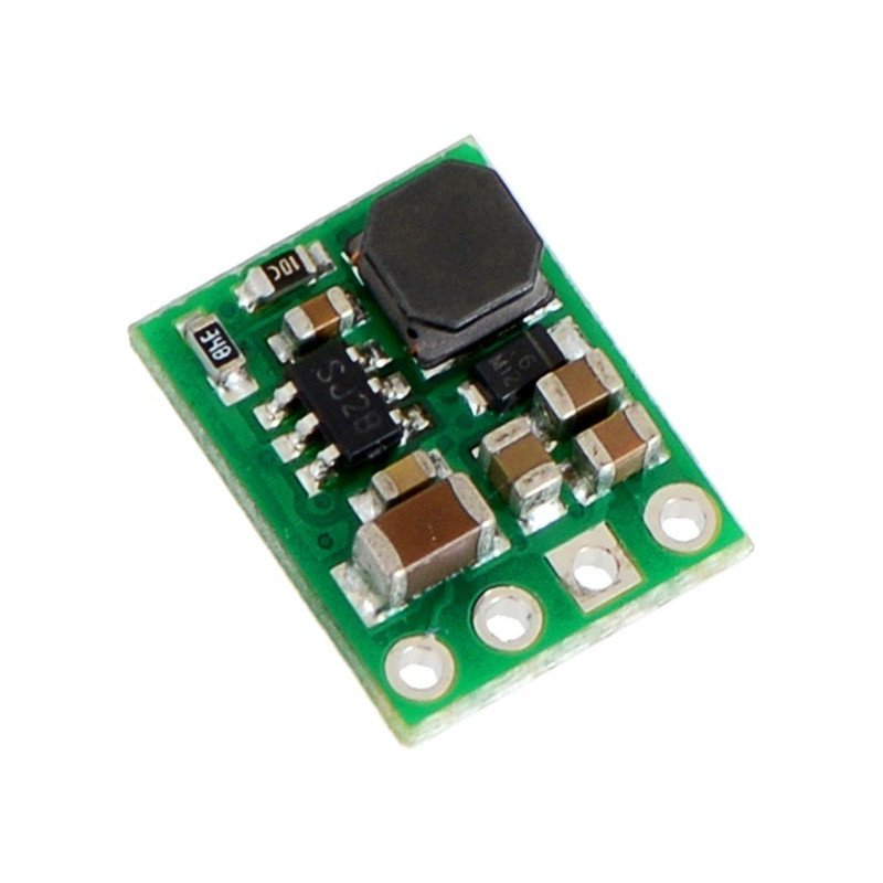 D24V3F3 step-down converter : 3.3V 0.3A