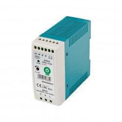 MDIN40W24 power supply for DIN rail - 24V / 1.7A / 40W