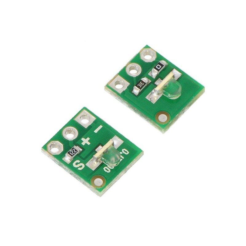 Sharp GP2D120XJ00F - Analogowy czujnik odległości 4-30cm