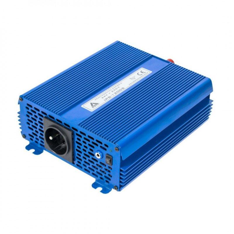 DC/AC step-up converter AZO Digital IPS-1000S 12/230V 550VA