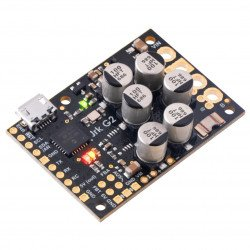 Pololu JRK G2 24v21 - single channel USB motor driver with 40V/21A feedback