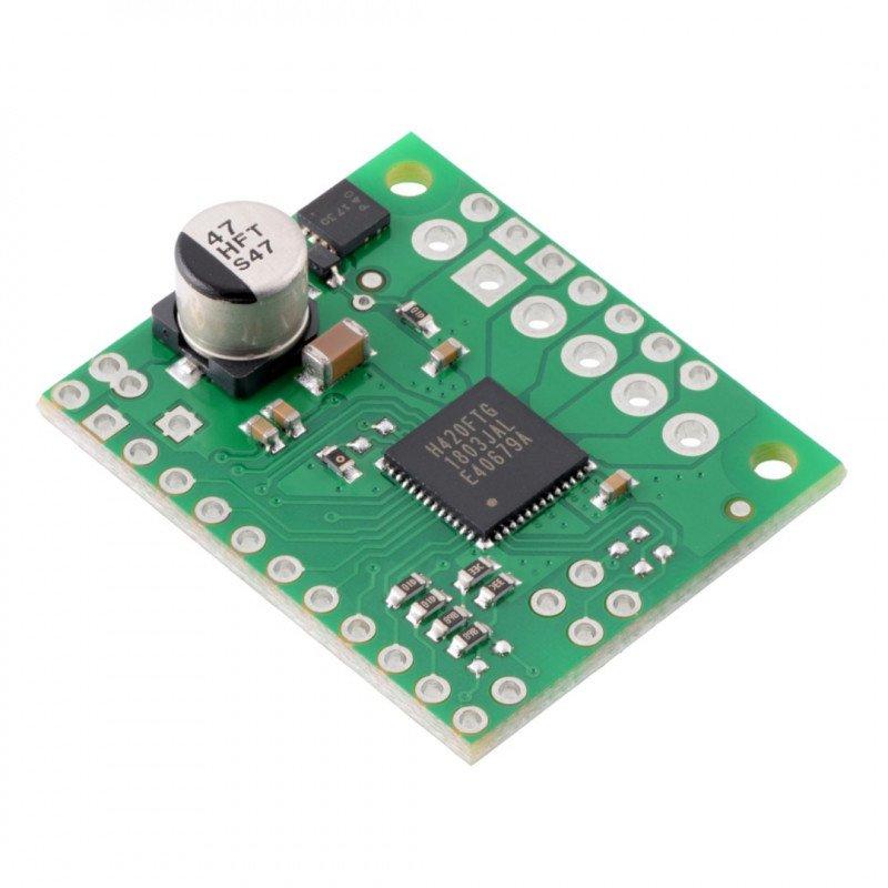 Pololu TB67H420FTG - 2-channel motor controller 47V/3,4A