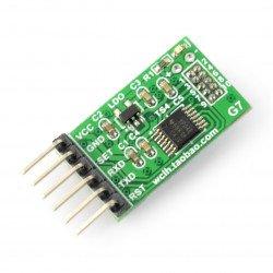 IDC adapter 10pin 1.27mm - 2.54mm for PMS7003 sensor