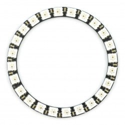 WS2812 5050 RGB LED 24digit - 66mm
