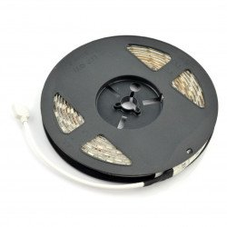 Strip LED SMD5050 IP65 14,4W, 60 LED/m, 10mm, RGB - 5m