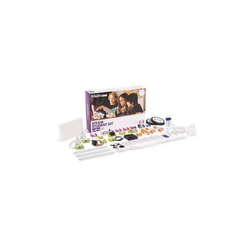 Little Bits STEAM Student Set - LittleBits Starter Kit