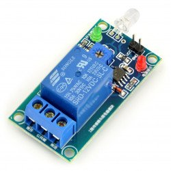 Relay module combined light-operated switch 12V 10A/125VAC