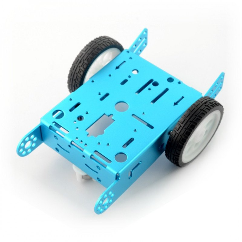 Blue chassis