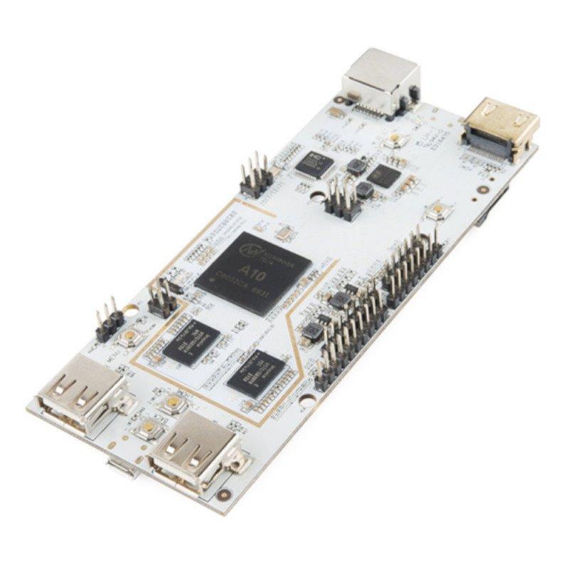 pcDuino Lite - ARM Cortex A8 Dual-Core 1GHz + 512MB RAM