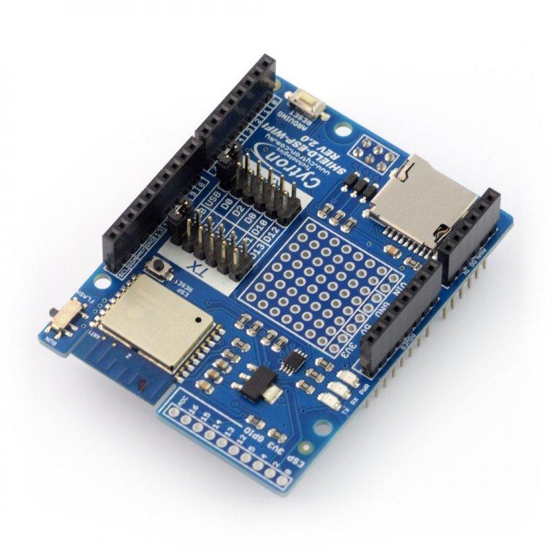 Cytron ESP-WROOM-02 wi-fi Shield for Arduino