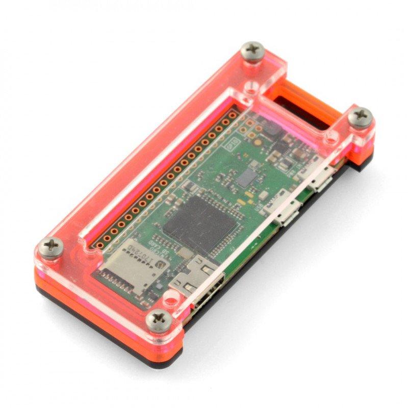 Obudowa Raspberry Pi Zero - kolorowa