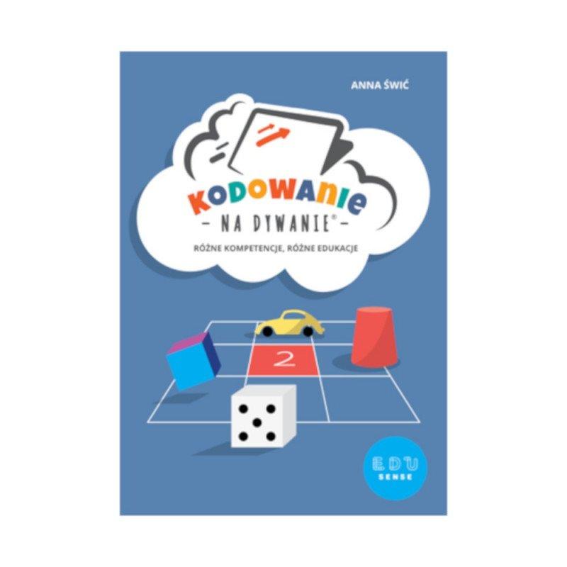 Książka Kodowanie na dywanie 2