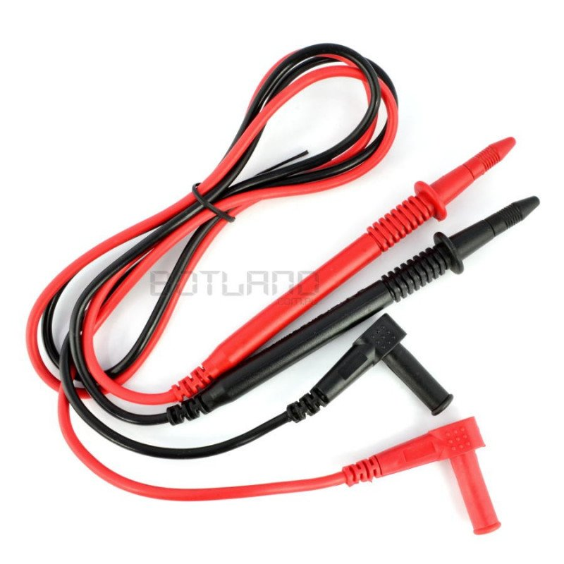 Cables, measuring probes for meters - PM12