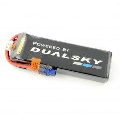Li-Pol Dualsky 3300mAh 50C 14.8V package