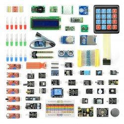 Set of sensors and modules + box - 65 elements