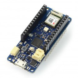 Arduino WiFi MD 1010 with connectors