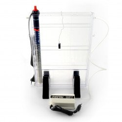 Tank for pickling tiles with pump and heater - 2.5 l