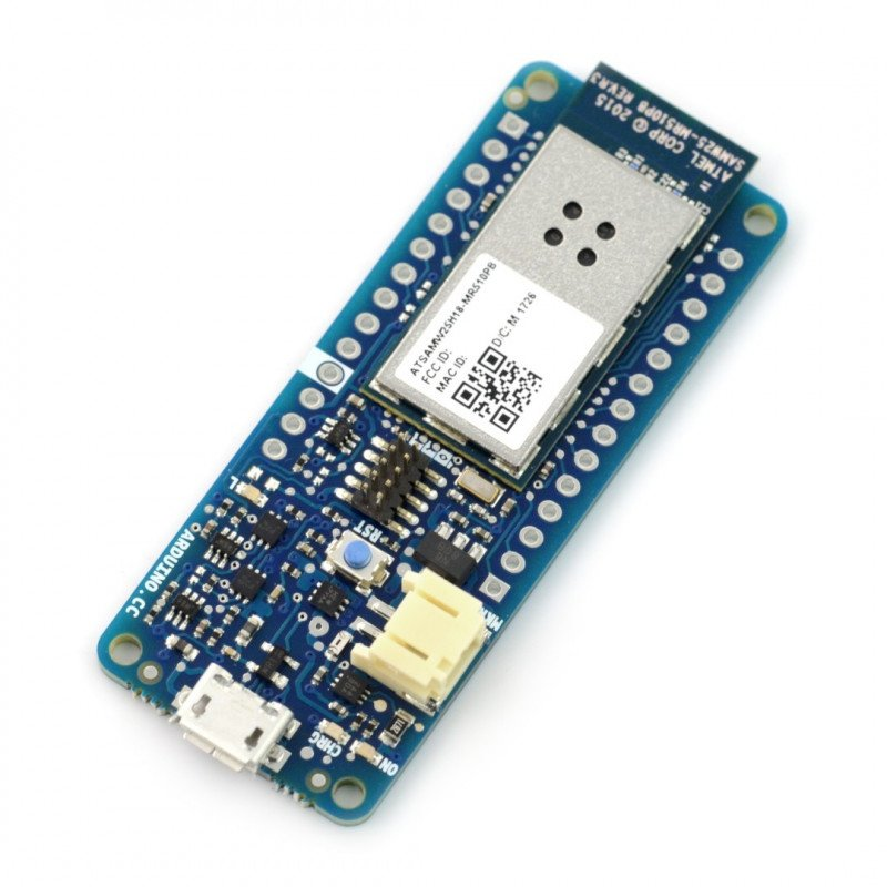 Arduino MKR1000 wi-fi without connectors