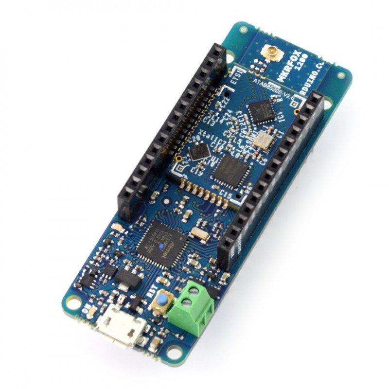 Arduino MKR FOX 1200 ABX00014 network module SigFox
