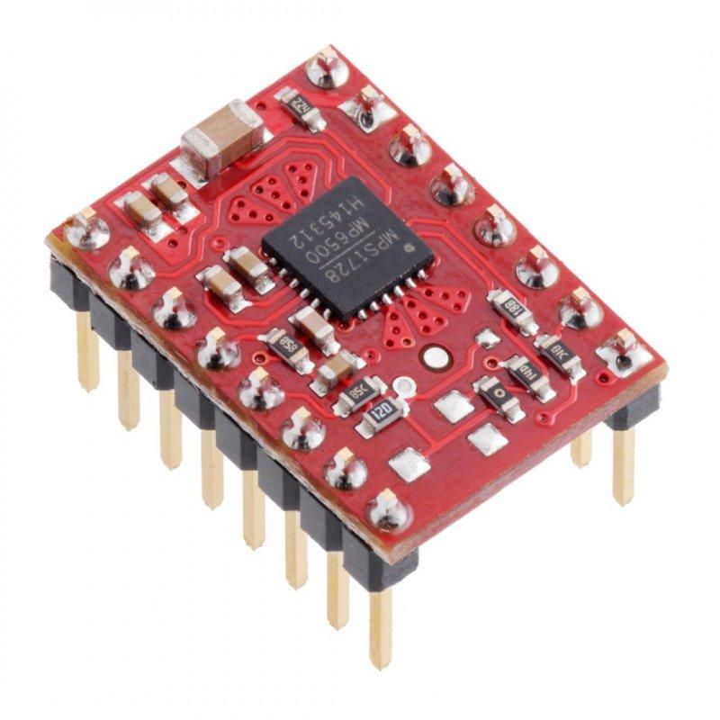 Pololu MP6500 - 35V/2A stepper motor controller - digital with pins